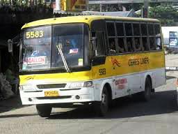 Ceres Bus Non Aircon