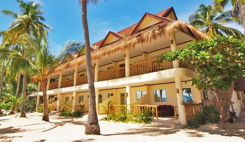 Ocean Vida Rooms - External