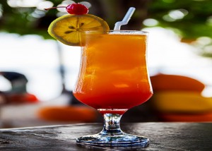 Drinks - Ocean Vida Restaurant