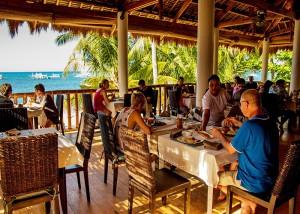 Restaurant - Ocean Vida Malapscua