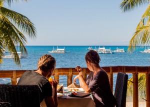 Restaurant Seaview - Ocean Vida Malapscua