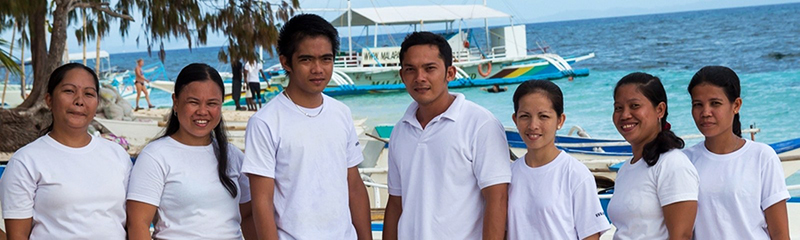 ocean vida kitchen staff