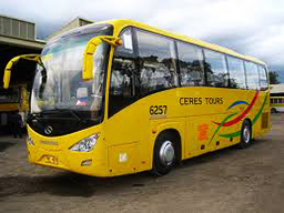 Ceres Bus - Aircon