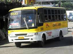 Ceres Bus - Non Aircon