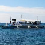 dive boat talisin
