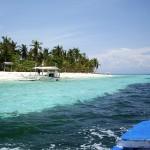 Malapascua island view