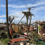 Malapascua after Typhoon Yolanda